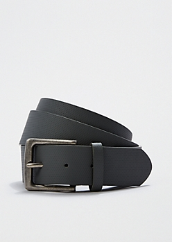 Micro Dot Engraved Belt