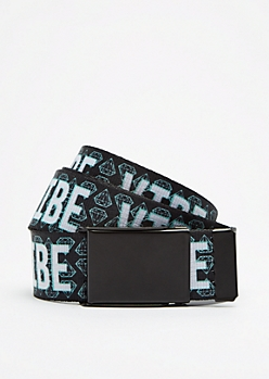 Vibe Webbed Belt