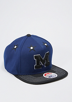 Michigan Wolverines Snapback
