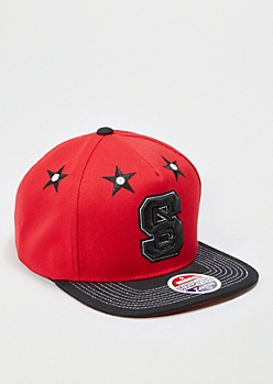 NC State Wolfpack Snapback