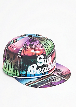 Sup Beaches! Snapback