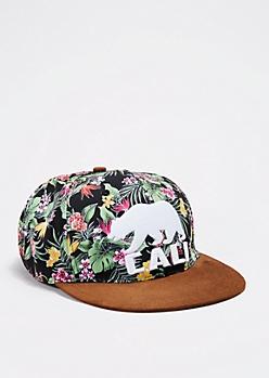 Tropical Cali Snapback
