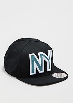 3D New York Skyline Snapback