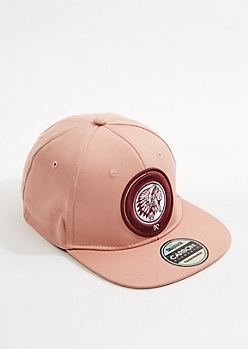 Headdress Patched Snapback