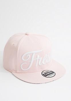 Pink Fresh Snapback