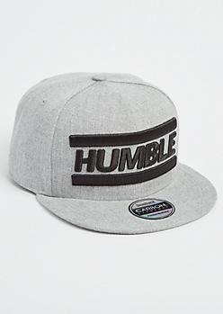 Humble Striped Snapback