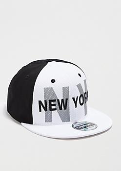 New York Mesh Snapback