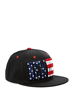 Americana New York Snapback Hat