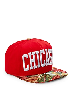 Tropic of Chicago Snapback Hat