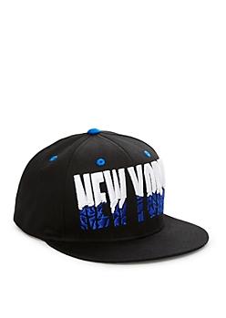 New York Shattered Snapback Hat