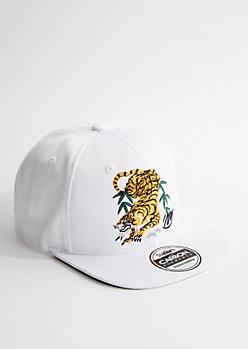 White Tiger Snapback