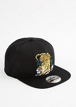 Black Tiger Snapback