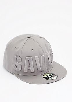 3D Savage Snapback Hat
