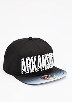 Arkansas Ombre Snapback