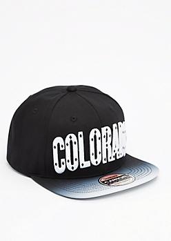 Colorado Ombre Snapback