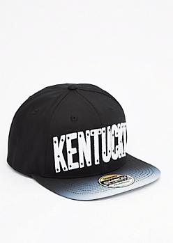 Kentucky Ombre Snapback