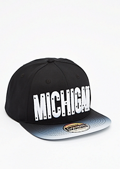 Michigan Ombre Snapback