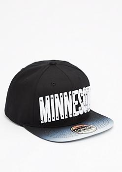 Minnesota Ombre Snapback