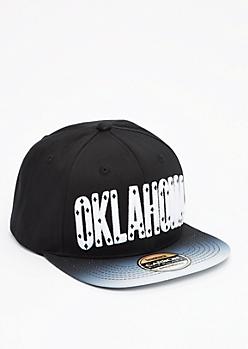 Oklahoma Ombre Snapback