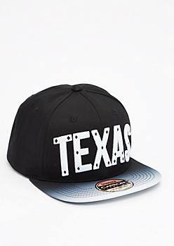 Texas Ombre Snapback
