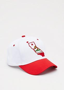 Cali State Baseball Hat