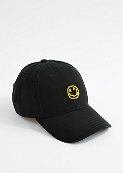 Black Nirvana Dad Hat