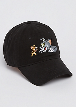 Tom & Jerry Dad Hat
