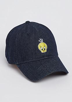 Tweet Bird Dad Hat