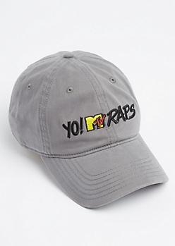 Yo! MTV Raps Dad Hat