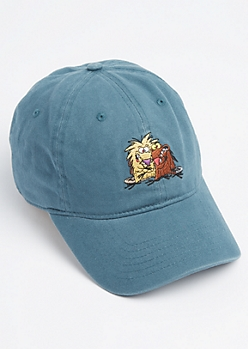 Angry Beavers Dad Hat