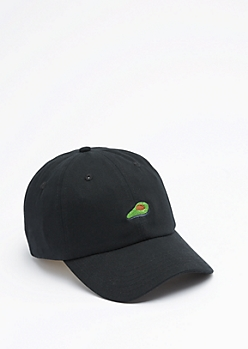 Avocado Slice Dad Hat