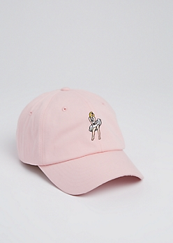 Marilyn Dad Hat