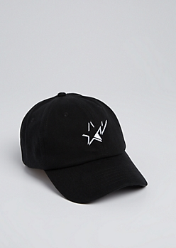 Star Twill Dad Hat