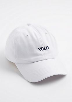 Yolo Dad Hat