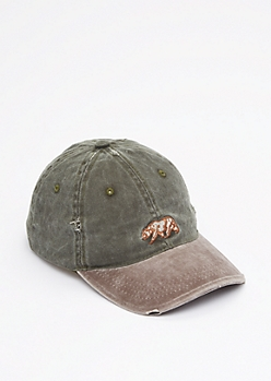 Cali Republic Washed Twill Dad Hat