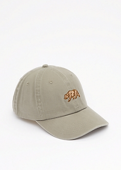Cali Bear Baseball Hat