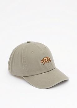 Cali Bear Baseball Hat
