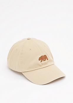 Cali Republic Bear Baseball Hat