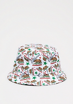 Cali Republic Bucket Hat
