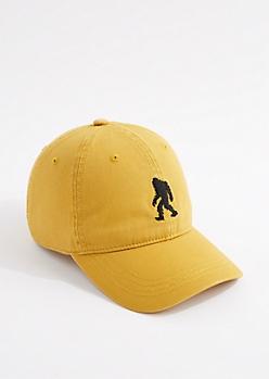Sandy Sasquatch Dad Hat