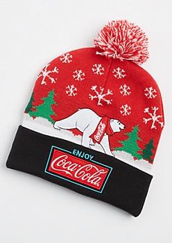 Enjoy Coca-Cola Beanie