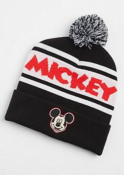 Mickey Pom Beanie