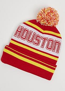 Houston Pom Beanie
