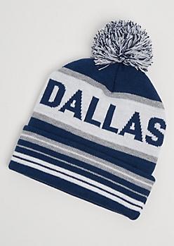 Dallas Pom Beanie