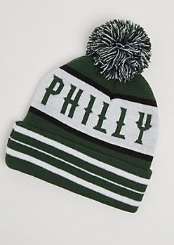 Philadelphia Pom Beanie