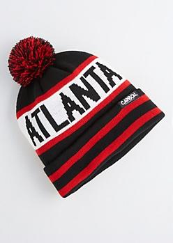 Atlanta Pom-Pom Beanie