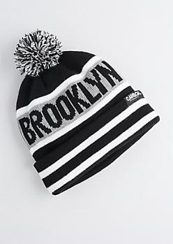 Brooklyn Pom-Pom Beanie