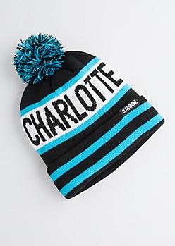 Charlotte Pom-Pom Beanie