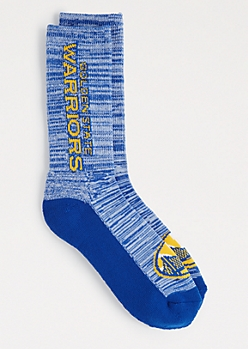 Golden State Warriors Space Dye Socks