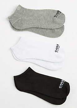 3-Pack Multi Sneaker Socks